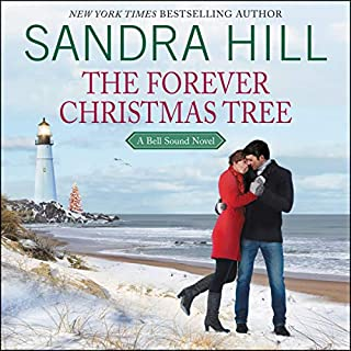 The Forever Christmas Tree audiobook cover art