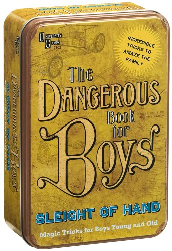 Dangerous Book for Boys - Sleight of Hand