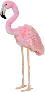 HANSA Flamingo Plush, Large, Pink