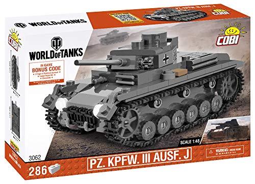 COBI World of Tanks Panzer III