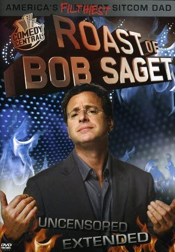 Comedy Central Roast Of Bob Saget Uncensored product image