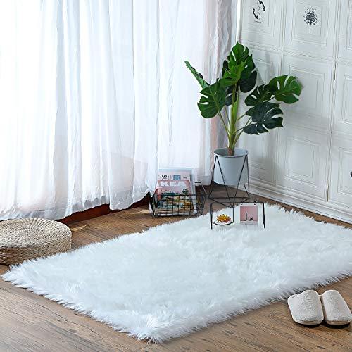Alfombras Redondas 150 Pelo alfombras redondas  Marca YIHAIC