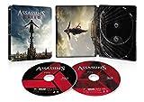 【Amazon.co.jp限定】アサシン クリード 3D & 2D ブルーレイセット スチールブック仕様 [Blu-ray] image