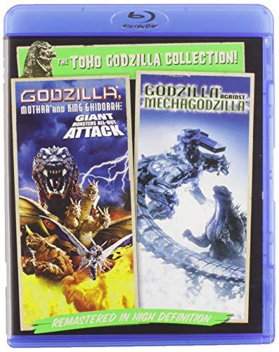 Godzilla Against Mechagodzilla / Godzilla Mothra [Edizione: Stati Uniti]