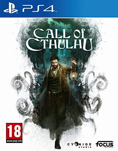 Call Of Cthulhu (PS4) - [AT-PEGI] [Edizione: Germania]