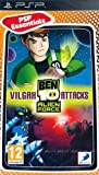 Ben 10 Alien Force Vilgax Attack Essentials (english) [Edizione: Regno Unito]