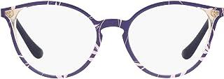 Vogue Women's Vo5254 Round طبية إطارات النظارات