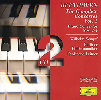 Beethoven: The Complete Concertos Vol. 1