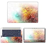 decalrus - Protective Decal Skin Sticker for Asus ZenBook Pro UX550 (15.6' Screen) case Cover wrap ASzenbkPro_ux550-119