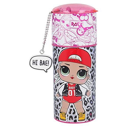 STOR Fashion Character Sipper Bottle Lol Surprise Born To Rock - Borraccia unisex