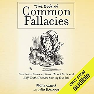 The Book of Common Fallacies audiobook cover art