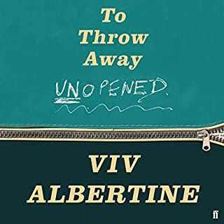 To Throw Away Unopened                   By:                                                                                                                                 Viv Albertine                               Narrated by:                                                                                                                                 Jasmine Blackborow                      Length: 9 hrs and 16 mins     15 ratings     Overall 4.7