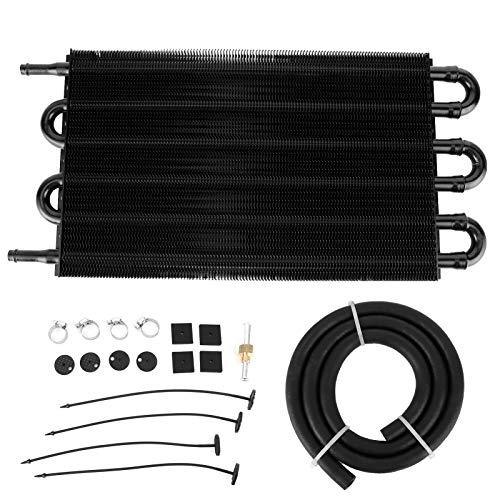 Radiador de aceite de motor, enfriador de aceite de transmisión duradero, diferenciales traseros de alta gama para automóvil