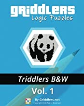 Griddlers Logic Puzzles - Triddlers Black and White