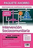 Paquete Ahorro Intervención Sociocomunitaria Cuerpo de Profesores de Enseñanza Secundaria