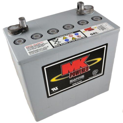 MK M22NF SLD G - Batería de gel para sillas de ruedas...