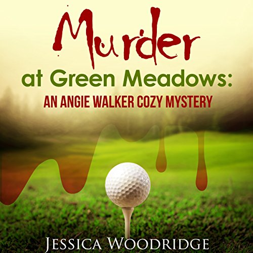 Murder at Green Meadows audiobook cover art