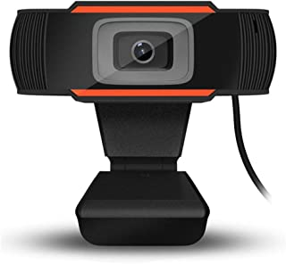 HD Webcam1080P Web Camera with Microphones, Autofocus Webcam for Gaming Conferencing,USB Computer Camera Live Streaming, Laptop USB PC Webcam for Xbox YouTube Skype, Free-Driver Installation
