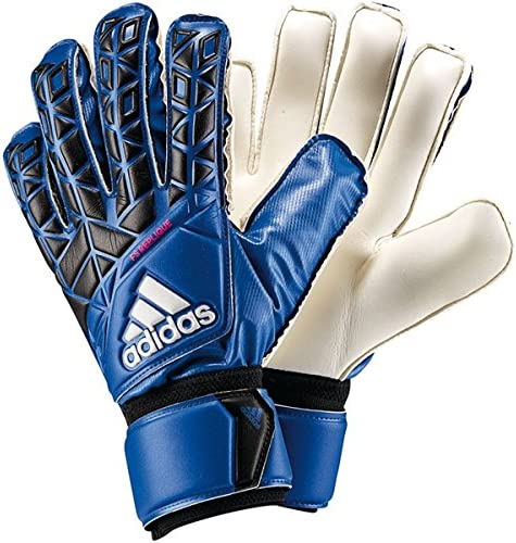 adidas Ace Fs Max 59% OFF Replique Goalkeeper Daily bargain sale Black White Gloves Blue