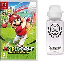 Mario Golf: Super Rush (Nintendo Switch) + Water Bottle