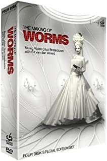 The making of Worms: Music video shot breakdown by Sil Van Der Woerd