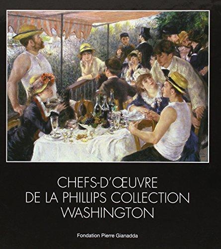 Mirror PDF: Chefs d'Œuvre de la Phillips Collection / Relie: 55 Œuvres de Washington Expo 2004