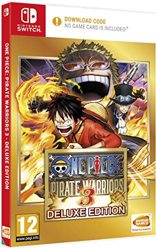 One Piece: Pirate Warriors 3 - Deluxe Edition (Code In A Box)