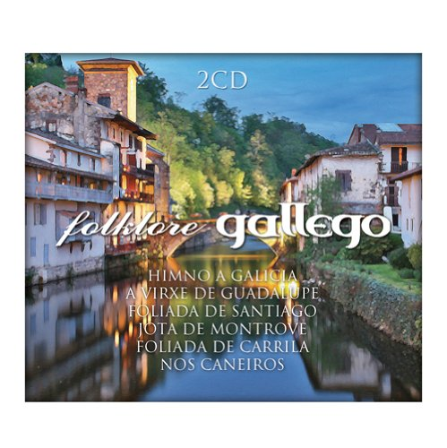 Folklore Gallego 2cd