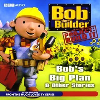 Bob the Builder audiobook cover art