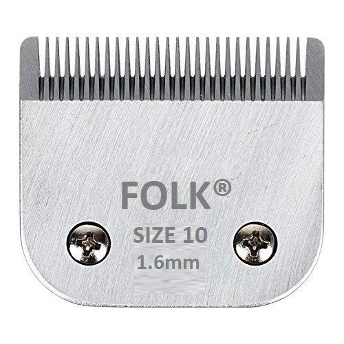 Folk Cabezal Cuchillas Intercambiable Serie A5 de 1,6 mm 28 Puntas Numero...