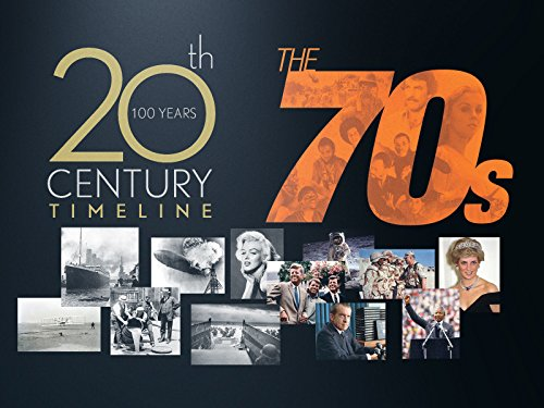20th Century Timeline - 1970s