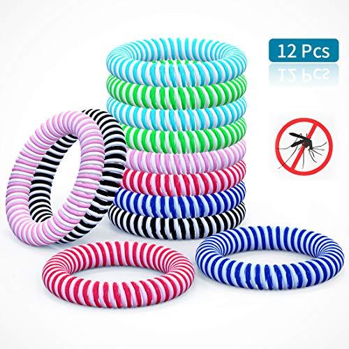 Bracelet anti-moustiques Toumett