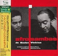 Os Afro-Samba De Baden E Vinicius (Shm-CD) by Baden Powell & Vinicius De Mor