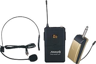 Audibax Missouri Free Head UHF Micrófono de Diadema inalámbrico