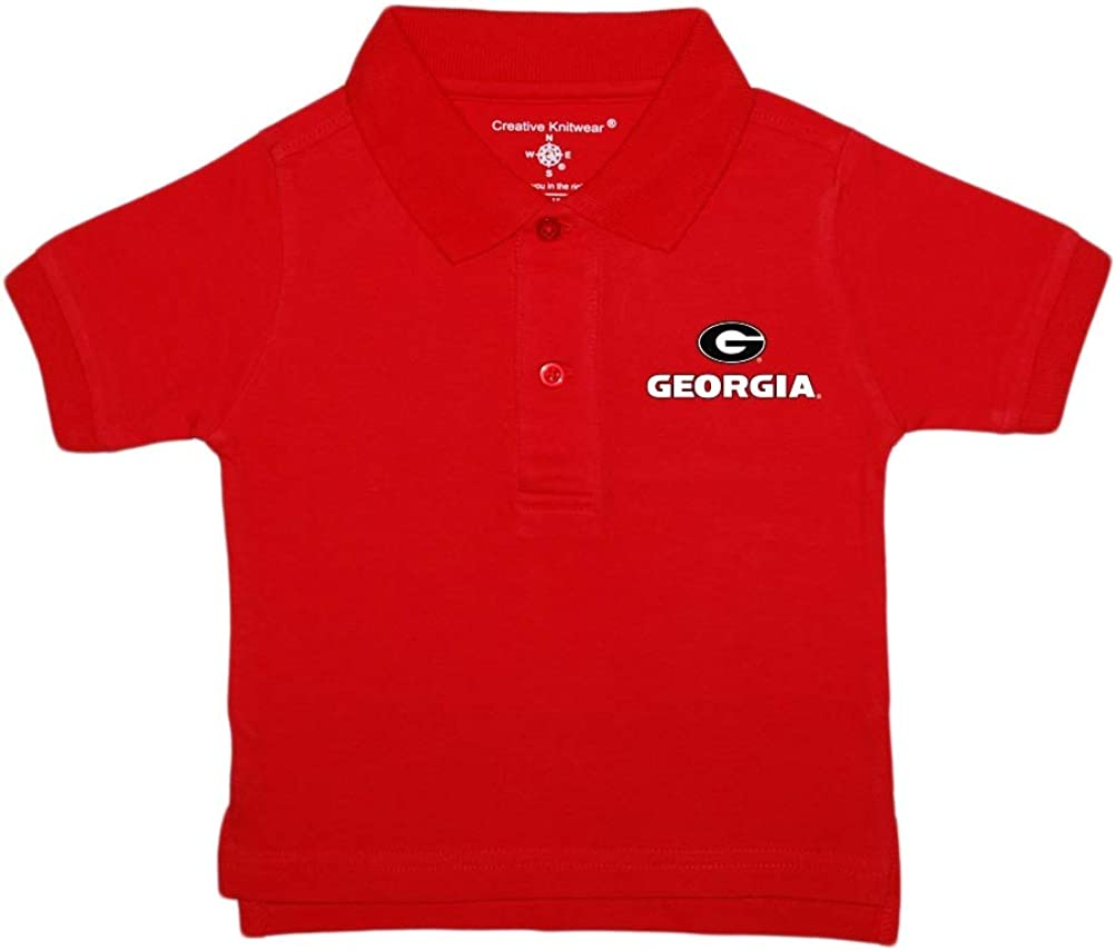 University of Georgia Bulldogs Circle G and Sh Baby Award-winning store Toddler trust Polo