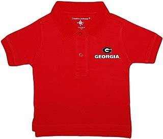 University of Georgia Bulldogs Circle G Baby and Toddler Polo Shirt