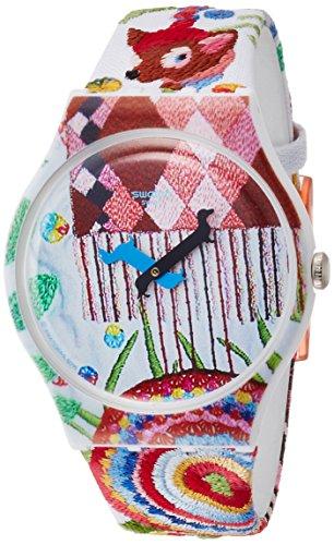 Swatch Piolin 's Time Horloge suoz240s
