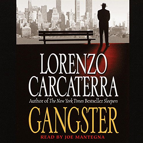 Gangster audiobook cover art