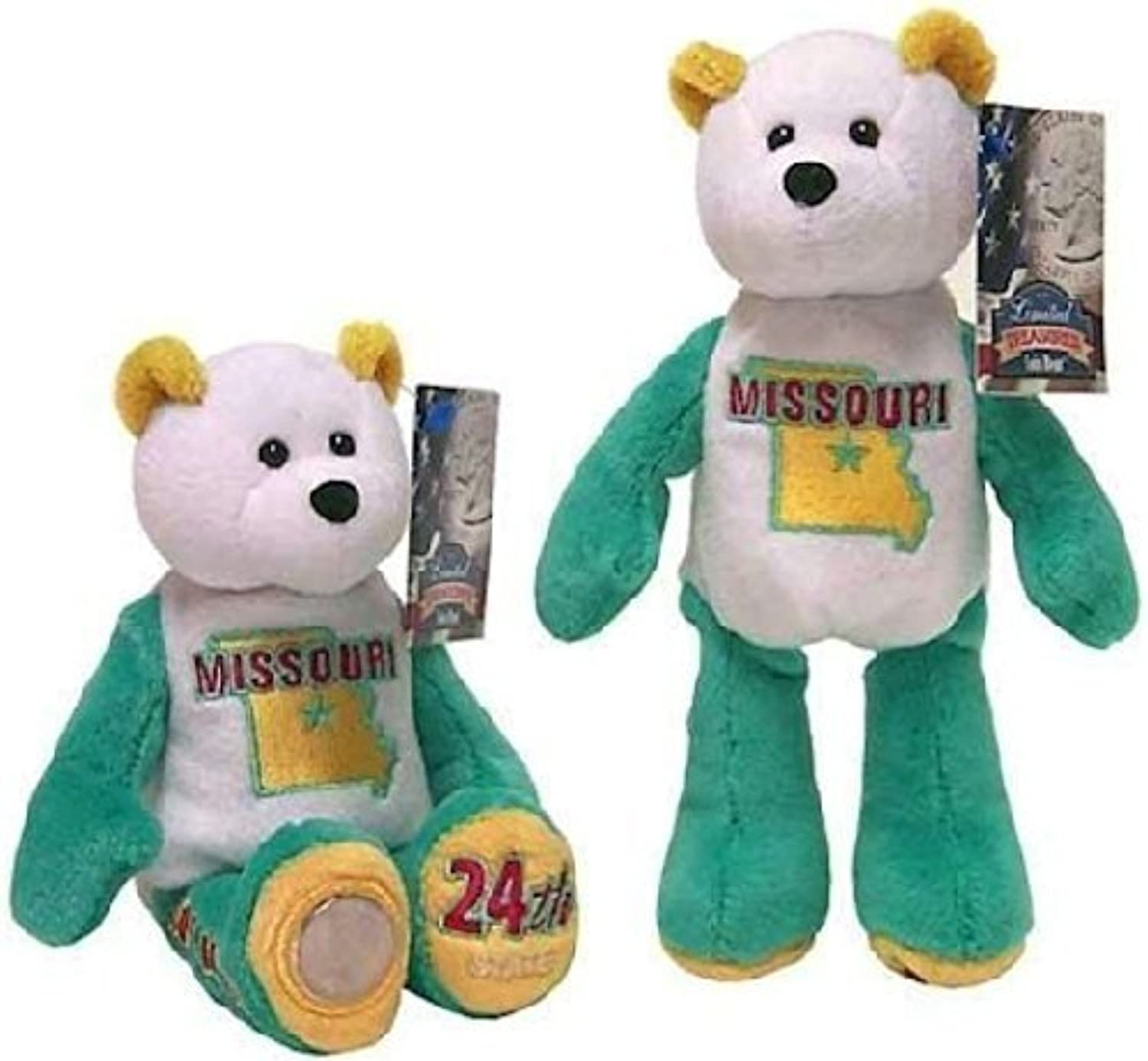 Missouri State Quarter Bear   24 by Limited Treasures