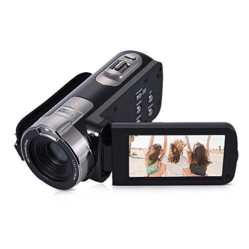 Andoer Hdv-302P 3.0 Inch LCD Pantalla Cámara Videocámara Full Hd 1080P 15...