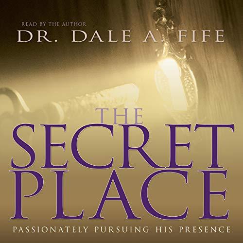 The Secret Place audiobook cover art
