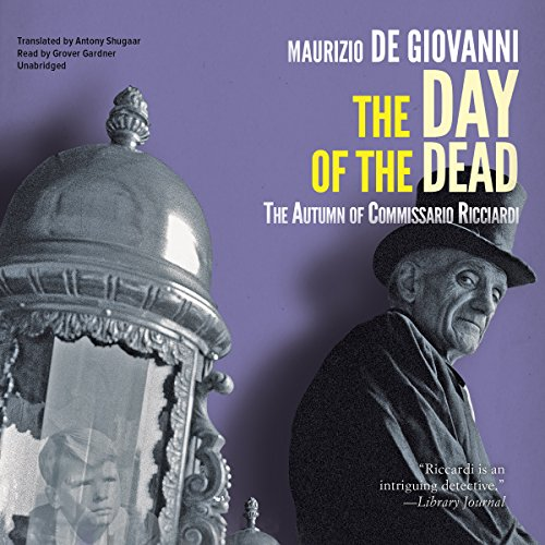 The Day of the Dead audiobook cover art
