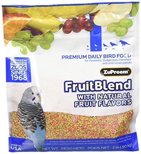 Zupreem Multifrutas Periquitos y...