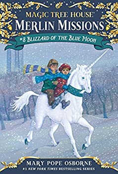 Paperback Blizzard of the Blue Moon Book