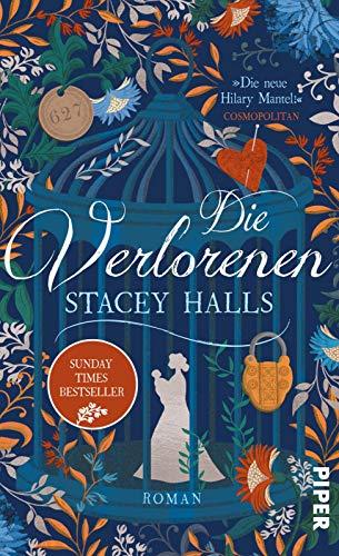 Buchseite und Rezensionen zu 'Die Verlorenen: Roman' von Stacey Halls