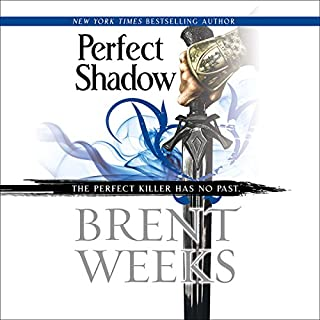 Perfect Shadow     A Night Angel Novella              Written by:                                                                                                                                 Brent Weeks                               Narrated by:                                                                                                                                 James Langton                      Length: 2 hrs and 1 min     14 ratings     Overall 4.5
