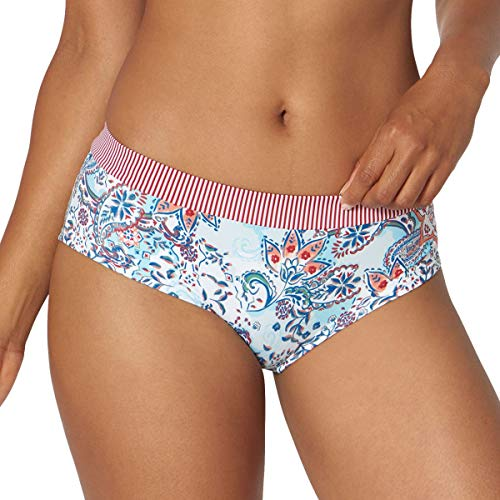 Triumph - Tangier Spices - Riad Paisley - Bikini Hipster (40 Blue - Light Combination)