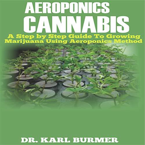 Aeroponics Cannabis cover art