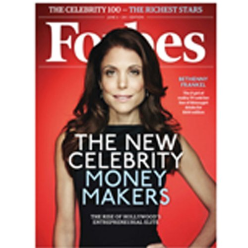 Forbes, May 23, 2011 cover art