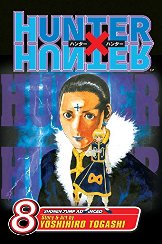 HUNTER X HUNTER GN VOL 08: The Island